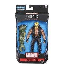 Hasbro Marvel's Avengers  Marvel Legends Marvel's Rage (Abomination BAF)