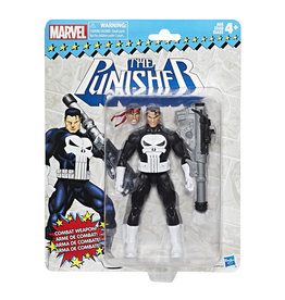 Hasbro Marvel Legends Vintage (Retro)  The Punisher Action Figure [Classic Costume]