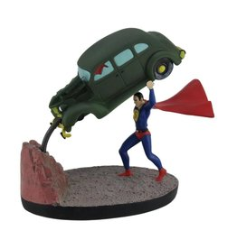 Factory Entertainment Superman - Action Comics #1 Premium Motion Statue