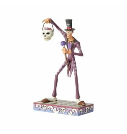"Enesco Disney Traditions The Princess and the Frog: Facilier ""The Shadow Man Can"" by Jim Shore Statue Figurine"