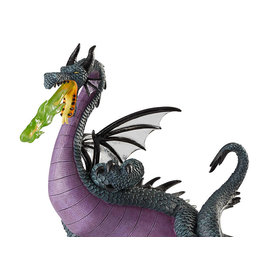 Enesco Disney Showcase Collection Sleeping Beauty Malevolent Dragon Statue Figurine