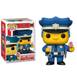 Funko Pop! Animation: The Simpsons - Chief Wiggum