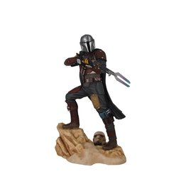Diamond Select Toys Star Wars Premier Collection The Mandalorian (The Mandalorian) Limited Edition Statue