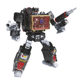 Hasbro Transformers Siege War for Cybertron Action Figure Special Edition - Soundblaster 35th Exclusive