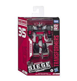 Hasbro Transformers Siege War for Cybertron Action Figure Special Edition - Bluestreak 35th Exclusive