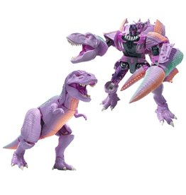 Hasbro Transformers Generations War for Cybertron: Kingdom Leader Class WFC-10 Megatron (Beast)