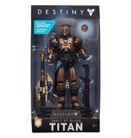 McFarlane Toys Destiny Vault of Glass Titan 7-Inch Action Figure