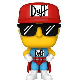 Funko Pop! Television: The Simpsons - Duffman