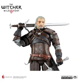 McFarlane Toys The Witcher 3: Wild Hunt Geralt of Rivia Action Figure