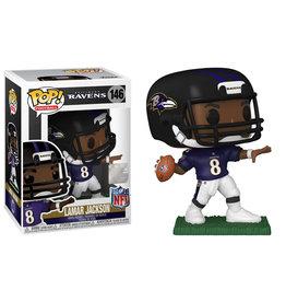 Funko Pop! NFL: Baltimore Ravens- Lamar Jackson