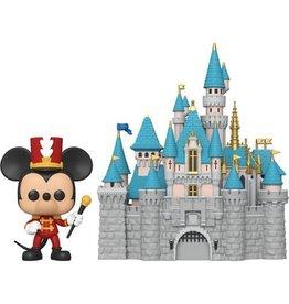 Funko Disneyland 65th Anniversary Castle with Mickey Pop! Town