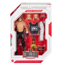 Mattel WWE Hollywood Hulk Hogan Ultimate Edition 6-Inch Action Figure