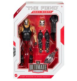 Mattel WWE The Fiend Bray Wyatt Ultimate Edition 6-Inch Action Figure