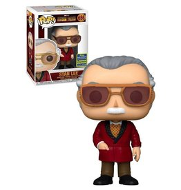 Funko Pop! Iron Man - Stan Lee (2020 Summer Con Exclusive)
