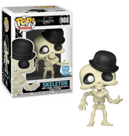 Funko Pop! Movies: Corpse Bride - Skeleton (Funko Shop Exclusive)