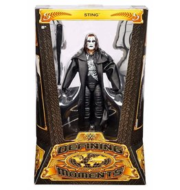 Mattel WWE Defining Moments Elite Sting 6inch Action Figure