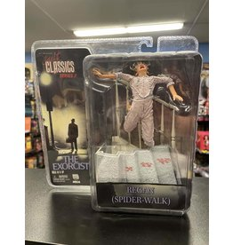 NECA The Exorcist Spider Walk NECA Cult Classics Sealed Regan Bloody Footprints