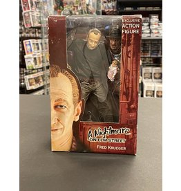 NECA NECA SDCC Exclusive Fred Krueger Freddy from A Nightmare On Elm Street