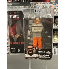 NECA NECA - Cult Classics Series 5 - The Silence of the Lambs - Hannibal Lecter Figure