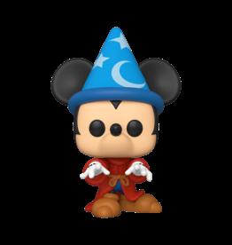 """Funko Funko POP! Disney: Fantasia 80th - 10"""" Sorcerer Mickey - Exclusive"""