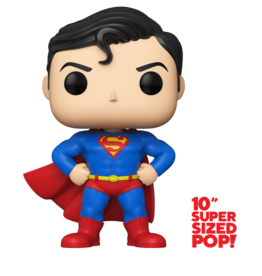 Funko Funko POP! Jumbo: DC Comics- Superman - Walmart Exclusive