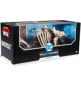 McFarlane Toys Dark Nights: Death Metal DC Multiverse Batcycle