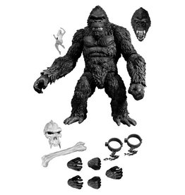 Mezco King Kong of Skull Island Black & White PX Previews Exclusive