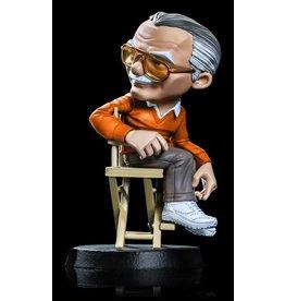 Mini Co. Stan Lee Mini Co. (Orange Sweater) PX Previews Exclusive