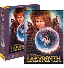 Aquarius Labyrinth 500-Piece Puzzle