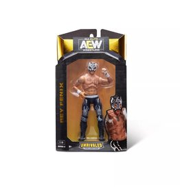 Wicked Cool Toys All Elite Wrestling Unrivaled Collection Rey Fenix