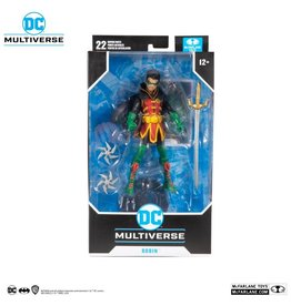 McFarlane Toys DC Rebirth DC Multiverse Robin Action Figure