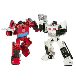 Hasbro Transformers Generations Selects Cordon & Spin-Out Two-Pack
