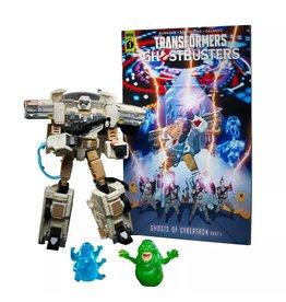 Hasbro Ghostbusters Transformers Generations Ectotron Ecto-1