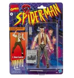 Hasbro Spider-Man Retro Marvel Legends J. Jonah Jameson 6-Inch Action Figure - Exclusive