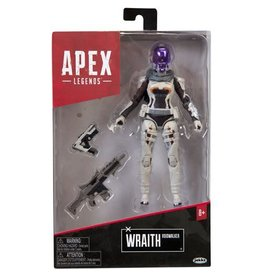 Jakks Apex Legends 6-Inch Action Figures Series 2 Wraith (Voidwalker)