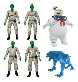 Diamond Select Toys The Real Ghostbusters Spectral Ghostbusters 2019 ComicCon Exclusive