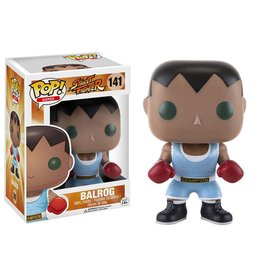 Funko POP Games Street Fighter - Balrog Vinyl Figure