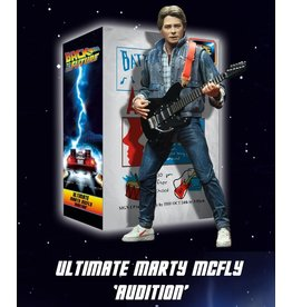 "NECA NECA Back To The Future - 7"" scale Ultimate ""Battle of the Bands"" Marty McFly"