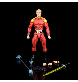"NECA NECA Defenders of the Earth - Flash Gordon ""Savior of the Universe"" Action Figure"