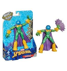 Hasbro Marvel Spiderman Bend and Flex Mysterio Figure