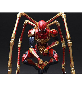 Square Enix Marvel Universe Variant Bring Arts Spider-Man