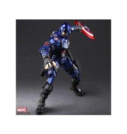 Square Enix Marvel Universe Variant Bring Arts Captain America