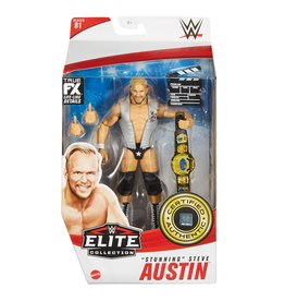 Mattel WWE Elite Collection Series 81 Stunning Steve Austin Action Figure