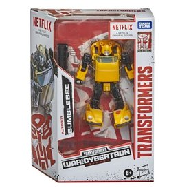 Hasbro Transformers Generations War for Cybertron Deluxe Bumblebee