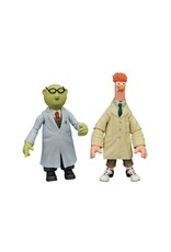 Diamond Select Toys The Muppets Select Bunsen Honeydew & Beaker