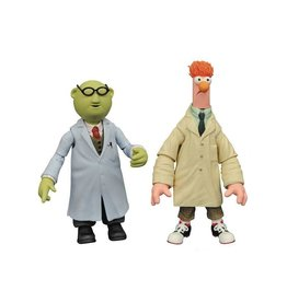 Diamond Select Toys The Muppets Select Bunsen Honeydew & Beaker