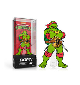 CMD Collectibles Teenage Mutant Ninja Turtles FiGPiN #569 Raphael