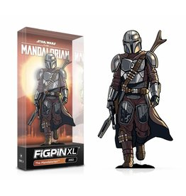 CMD Collectibles Star Wars: The Mandalorian FiGPiN XL 6-Inch Enamel Pin
