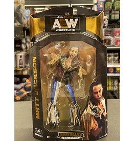 jazwares AEW Unrivaled Collection Matt Jackson