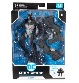 McFarlane Toys DC Multiverse Collector Wave 3 Last Knight on Earth Omega Action Figure